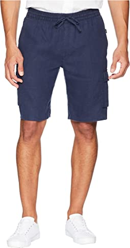 Tom Cargo Linen Shorts