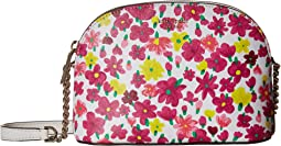 Sylvia Marker Floral Small Dome Crossbody