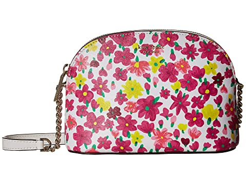 e7bddbd13 Kate Spade New York Sylvia Marker Floral Small Dome Crossbody at ...