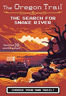 The Search for Snake River (The Oregon Trail Book 3) (English Edition)