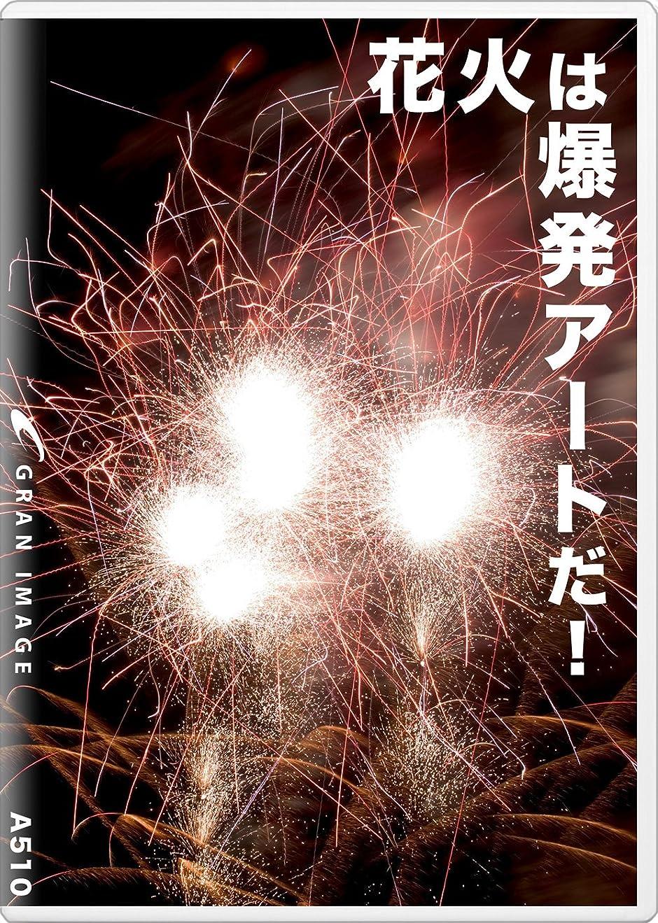 十億別れるおめでとうグランイメージ A510 花火は爆発アートだ!(ロイヤリティフリー写真素材集)