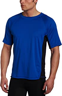 Kanu Surf Men's Cb Rashguard UPF 50+ Swim Shirt (Regular...