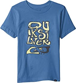 Quiksilver Kids - Wauke Tee (Toddler/Little Kids)