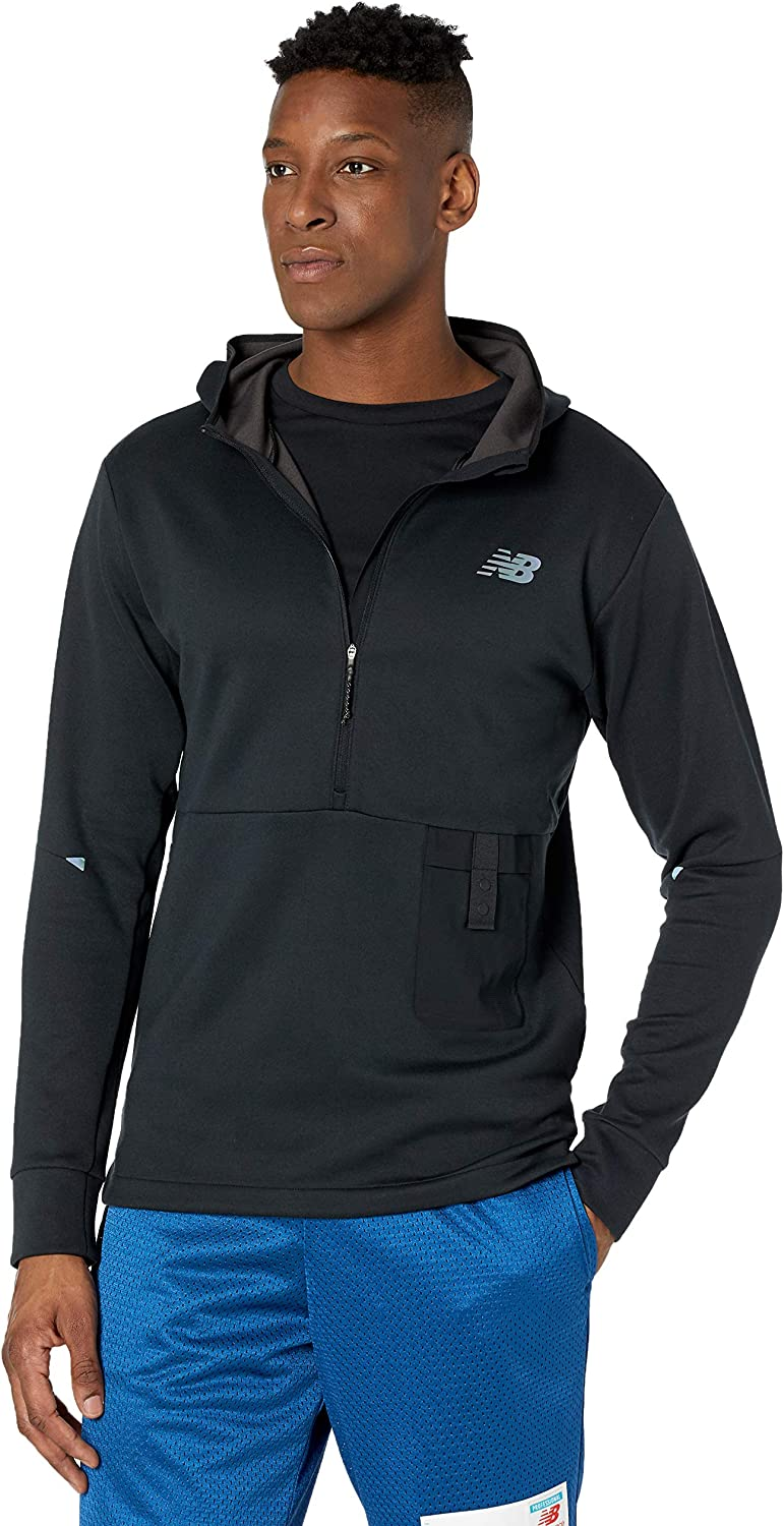 New Free shipping Balance Men's Free Shipping New Q Speed Hoodie Fuel