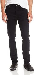 Nudie Jeans Men's Lean Dean Jean in Dry Cold Black