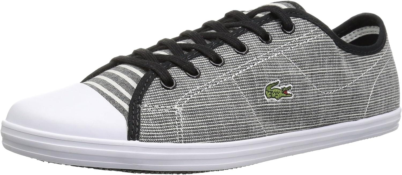 Lacoste Womens Ziane Sneaker 118 1 Caw Sneaker