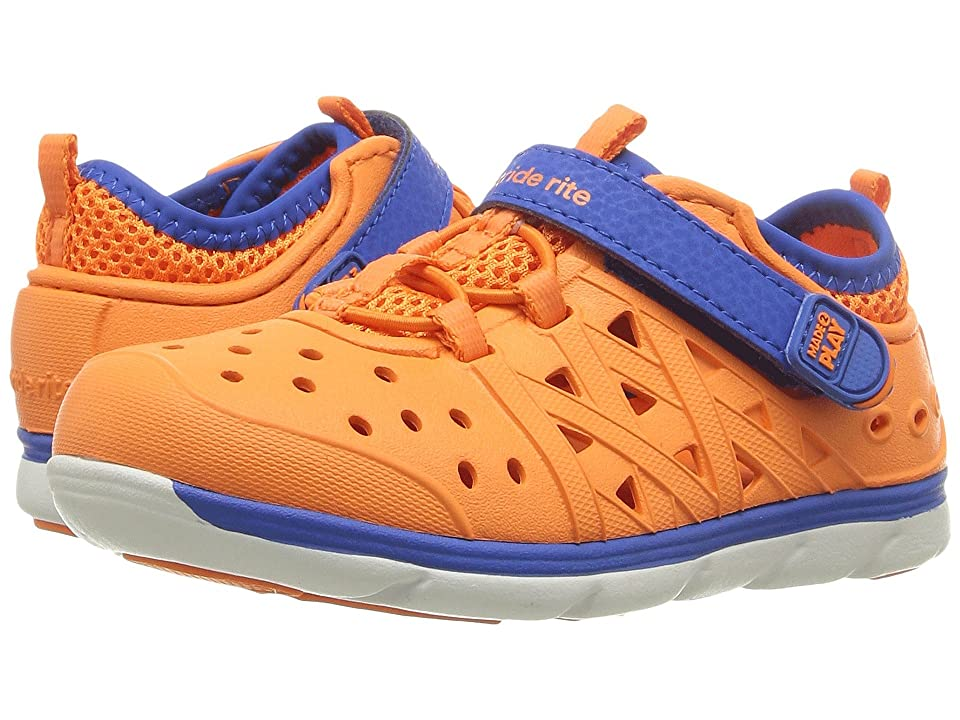 Stride Rite Made 2 Play Phibian (Toddler/Little Kid/Big Kid) (Orange) Kids Shoes