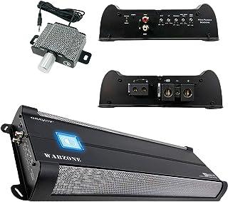 Gravity 8000.1D Class D Car Audio Amplifier - 8000 Watts, 1 Ohm Stable, Digital, Monoblock, Mosfet Power Supply,High & Low... photo