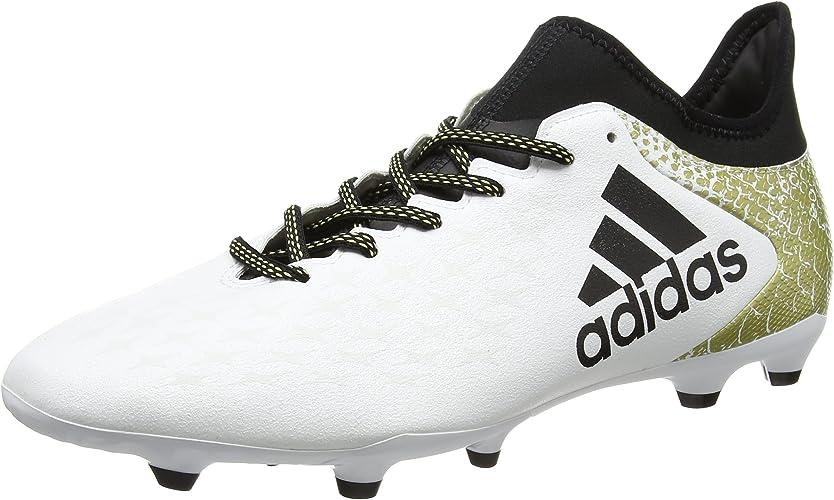 Adidas X 16.3 FG, Chaussures de Foot Homme