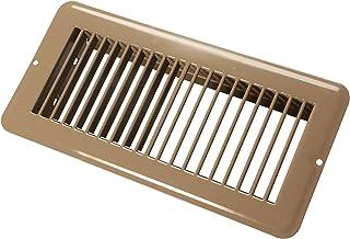 JR Products 02-28995 Undampered Floor Register - 4
