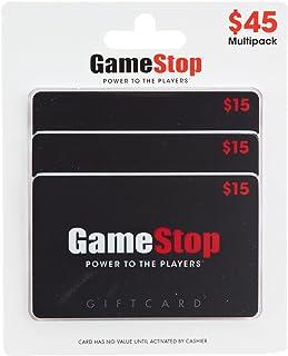GameStop Gift Cards, Multipack of 3