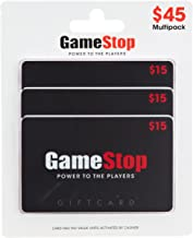 GameStop Gift Cards, Multipack of 3