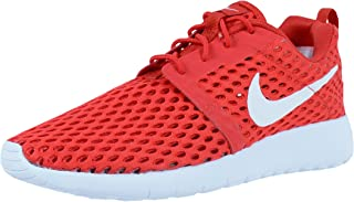 Youth Roshe 1 Flight Weight GS University Red White 705485 601 Size 4 Youth