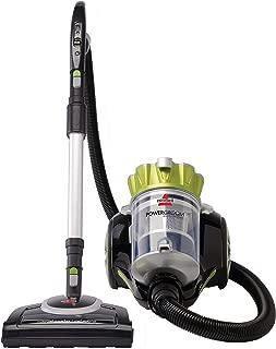 Bissell Powergroom Multicyclonic Bagless Canister Vacuum - Corded (Renewed)