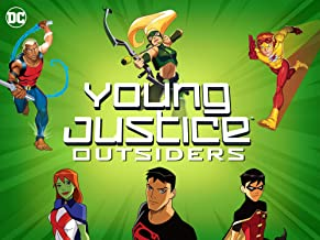 Young Justice: Outsiders: Season 3 Part 2