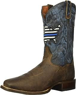 Dan Post Boot Company Men's Thin Blue Line Western Boot