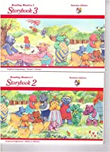 Reading Mastery 1 Level 1 Storybooks 1, 2 and 3 (ISBNs 0026863383, 0026863391, 0026863405) Rainbow Editions