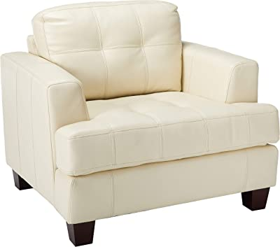 Amazon.com: Acme Furniture 59611 Susanna Accent Chair with ...