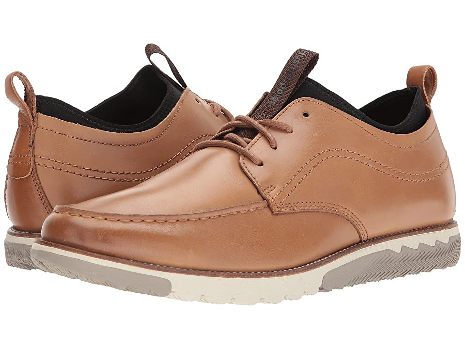 Hush Puppies Alert Expert (Tan Leather) Men