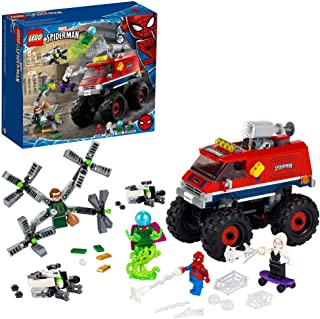 LEGO Marvel Spider-Man: Spider-Man's Monster Truck vs. Mysterio 76174; Cool, Collectible Birthday Gift for Kids, New 2021...