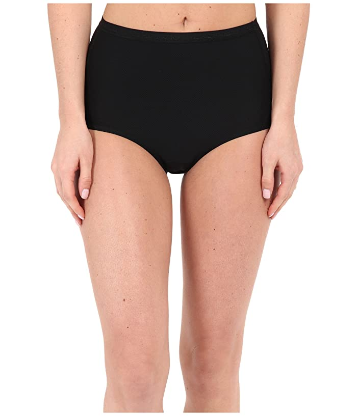 ExOfficio Give-N-Go(r) Full Cut Brief (Black) Women