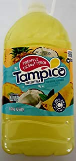 TAMPICO PINEAPPLE-COCONUT PUNCH 1GALLON (3.78L)