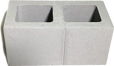 NewRuleFX Lightweight Foam Replica Cement Cinder Block Prop Effect