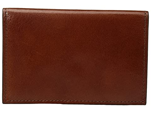 Bosca Old Leather Collection 8 Pocket Credit Card Case At