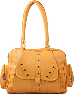 RITUPAL COLLECTION - Identify Your Look, Define Your Style Women's Handbag (RPC_103_Yellow)