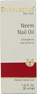 Dr. Hauschka Nail Oil, Neem, 1.0-Ounce Box