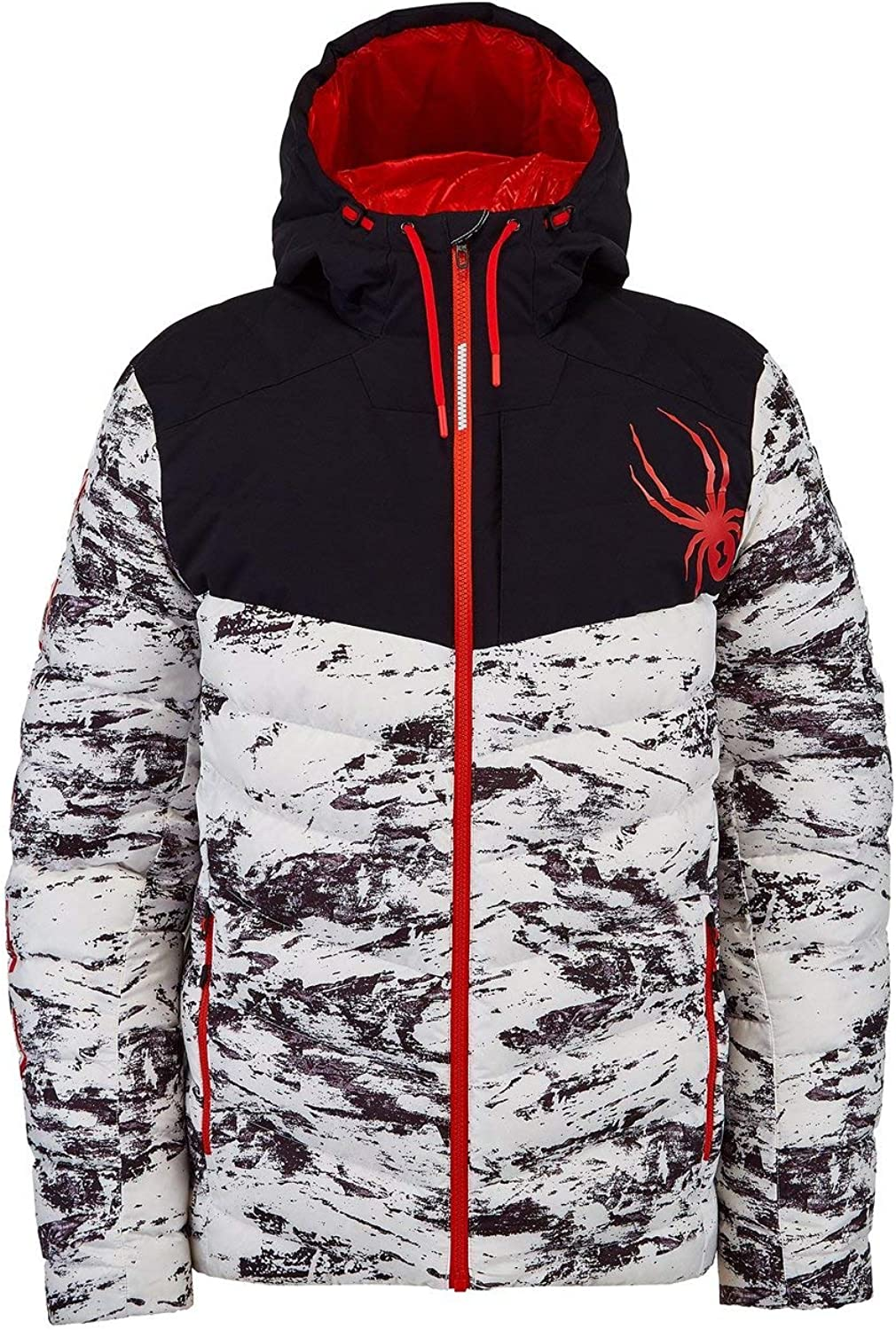 Spyder Timeless Hoodie Le Chaqueta Hombre