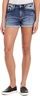 [マーヴィ ジーンズ] レディース デニム Mavi Jeans Emily Cutoff Denim Shorts (Mi [並行輸入品]