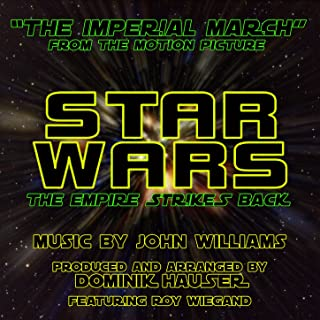 Star Wars: The Imperial March (John WIlliams) [Clean]