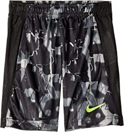 Nike Kids Dri-FIT All Over Print Legacy Shorts (Little Kids)