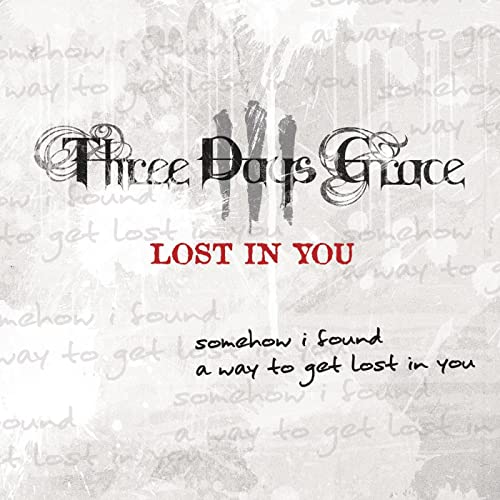 three days grace lost in you free mp3 download
