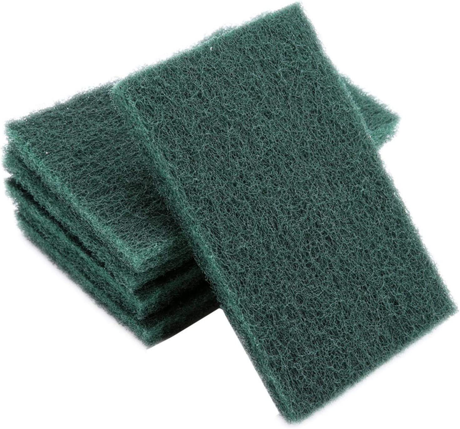 Scouring Pad Square Nylon Max 86% OFF Scourer P Industrial Bargain sale for