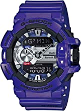 G-Shock GBA400-2A Classic Series Watch - Purple Blue