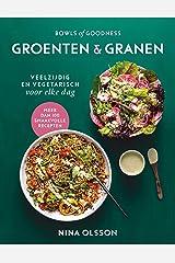 Groenten & granen: veelzijdig en vegetarisch voor elke dag Copertina rigida