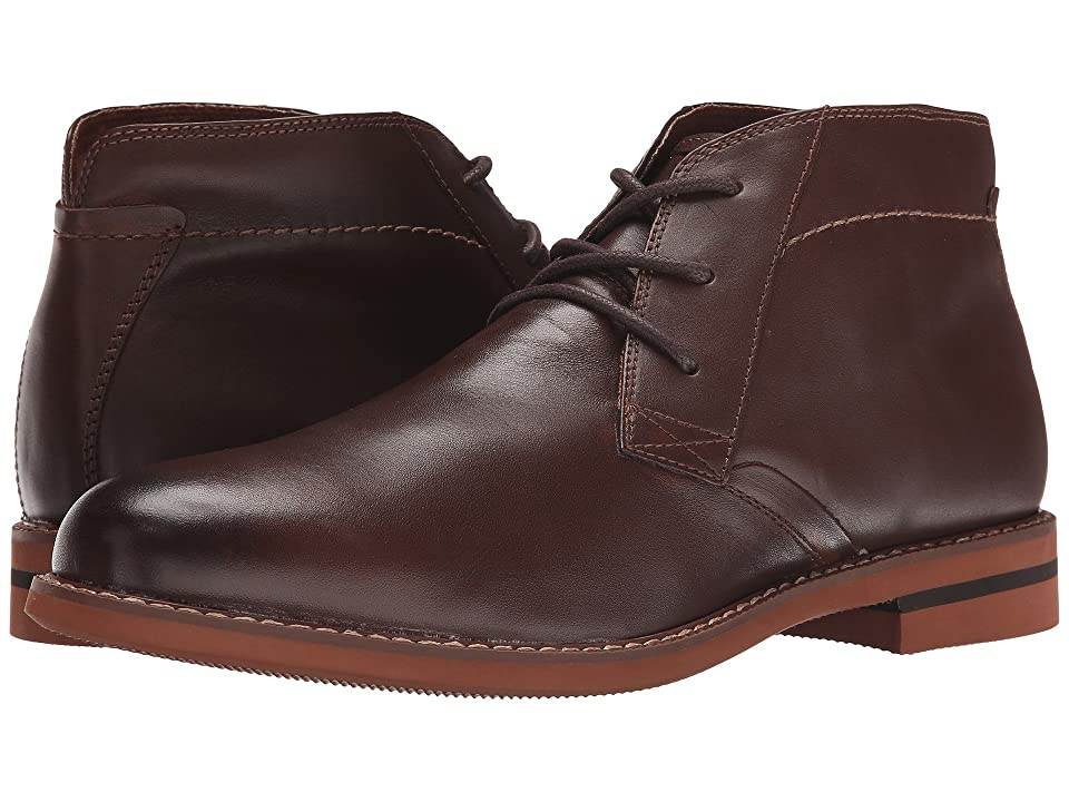 Florsheim Dusk Chukka Boot (Brown Smooth) Men