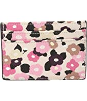Kate Spade New York - Hyde Lane Floral Card Holder