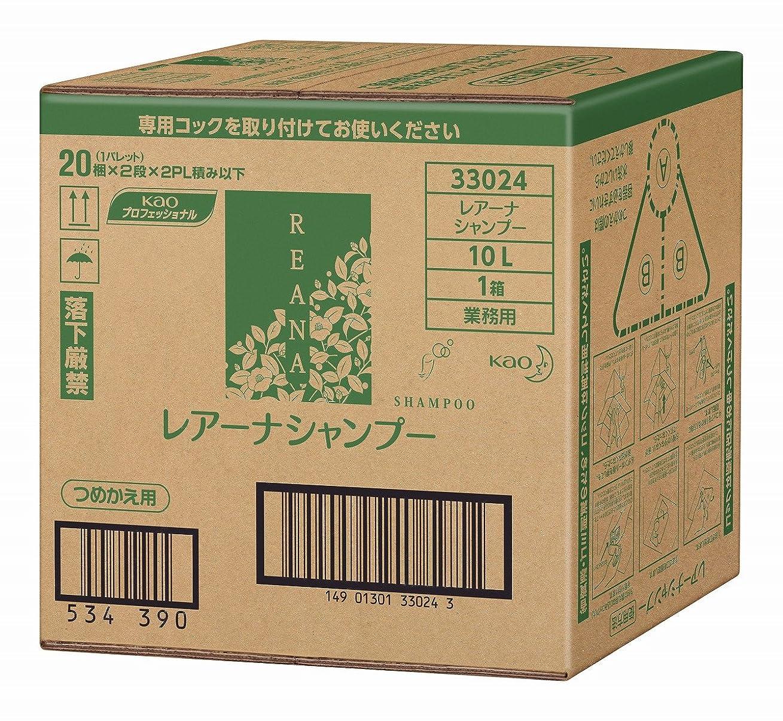 吸収引き算わな花王 レアーナ シャンプー 10L