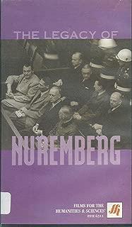 The Legacy of Nuremberg