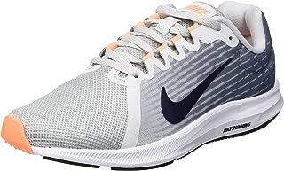 Women's Downshifter 8 Running Shoe Pure Platinum/Obsidian/Ashen Slate Size 11 M US