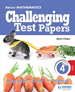 About Mathematics: Challenging Test Papers Primary 4