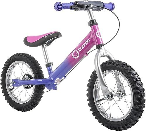 lionelo Dex Plus Balance Bike, Rosa