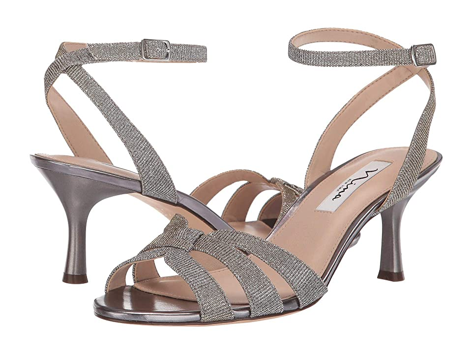 Nina Coralee (Steel Luna Shine) High Heels