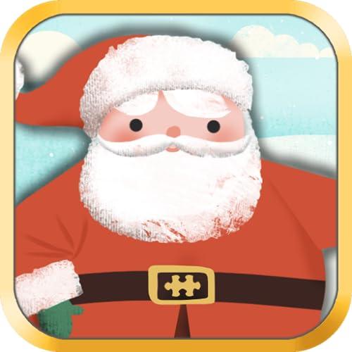 Jogos de Natal para Crianças: Quebra-Cabeças Divertido do Papai Noel, Boneco de Neve e Renas para Bebês, Meninos e Meninas em HD