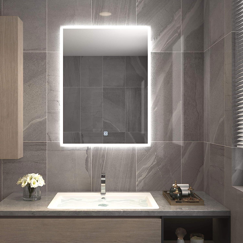 Bathroom LED Mirror 24