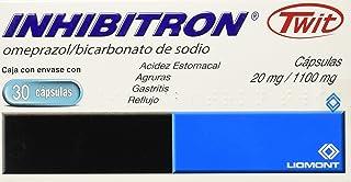 Inhibitron Cápsulas, Twit 20/1100mg, 30