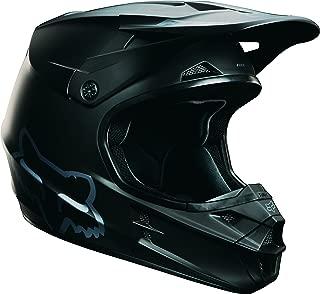 Fox Racing 2016 Matte Men's V1 Motocross Motorcycle Helmet - Matte Black/X-Large